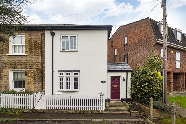 Offers in excess of £500,000, 2 Bedroom Terraced House For Sale in Thames Ditton, KT7