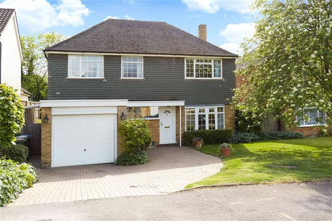 Offers in excess of £1,100,000, 5 Bedroom Detached House For Sale in Long Ditton, KT6
