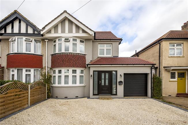 Asking Price £899,950, 4 Bedroom House For Sale in Surbiton, KT5