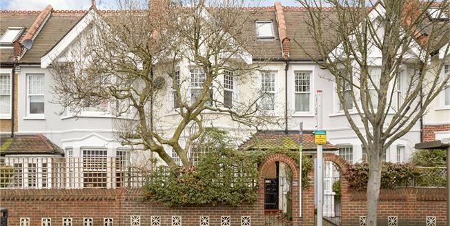 Asking Price £1,250,000, 5 Bedroom Terraced House For Sale in Twickenham, TW1
