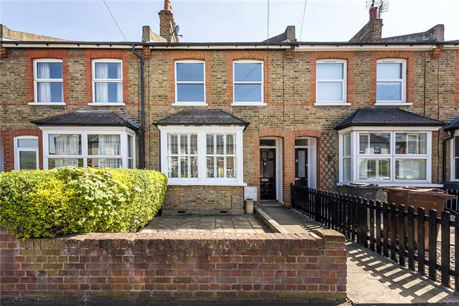 Asking Price £650,000, 4 Bedroom Terraced House For Sale in Hounslow, TW3