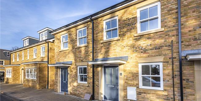 Guide Price £749,950, 2 Bedroom Terraced House For Sale in Twickenham, TW1