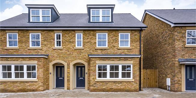 Guide Price £1,199,950, 4 Bedroom Semi Detached House For Sale in Twickenham, TW1