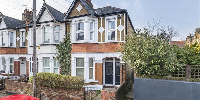 Guide Price £399,950, 1 Bedroom Flat For Sale in Twickenham, TW2