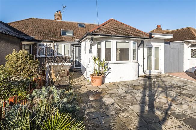 Offers in excess of £599,999, 4 Bedroom Bungalow For Sale in Twickenham, TW2