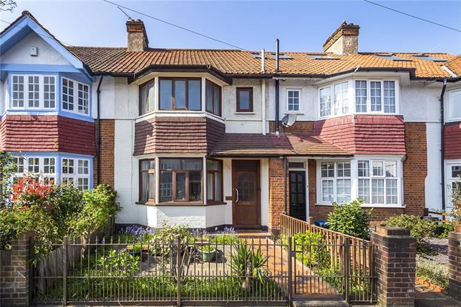 Offers in excess of £799,950, 3 Bedroom Terraced House For Sale in Twickenham, TW1