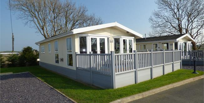 £94,995, 2 Bedroom Detached Bungalow For Sale in Llanfechell, LL68