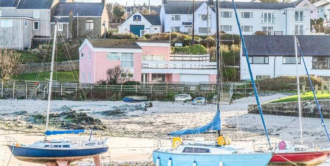 Offers in the region of £585,000, 4 Bedroom Detached House For Sale in Cemaes Bay, LL67