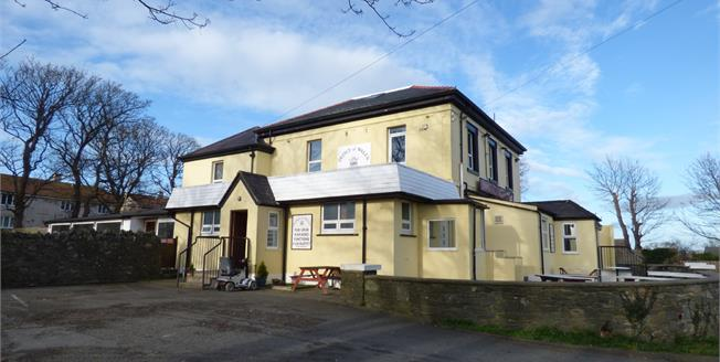 Offers in the region of £410,000, Detached For Sale in Holyhead, LL65