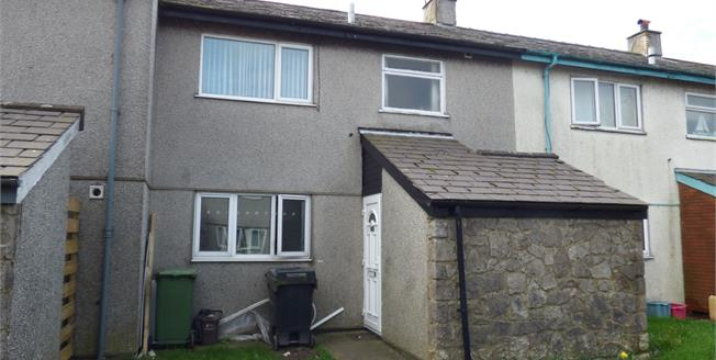 Offers Over £99,950, 4 Bedroom Terraced House For Sale in Llannerch-y-Medd, LL71