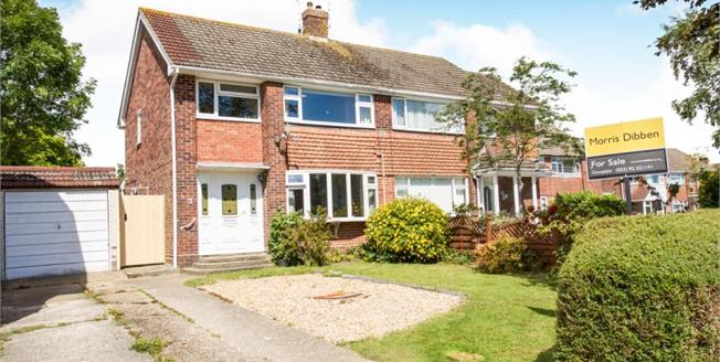 Offers Over £300,000, 3 Bedroom Semi Detached House For Sale in Waterlooville, PO8