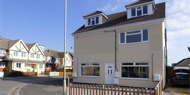 Asking Price £140,000, 2 Bedroom Flat For Sale in Hampshire, PO11