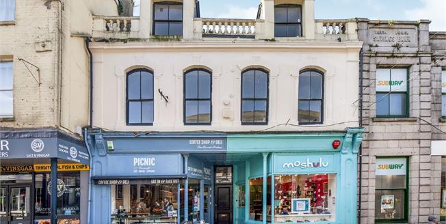 Offers in excess of £160,000, 3 Bedroom Flat For Sale in Cornwall, TR11