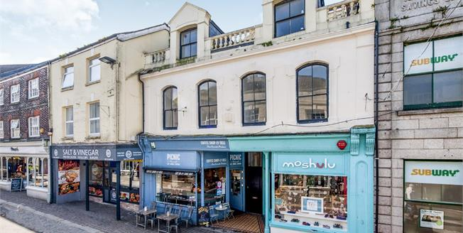 Offers in excess of £150,000, 3 Bedroom Flat For Sale in Cornwall, TR11