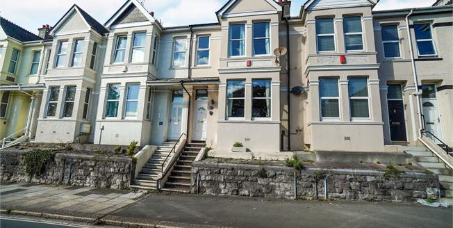 Guide Price £200,000, 3 Bedroom Terraced House For Sale in Plymouth, PL2