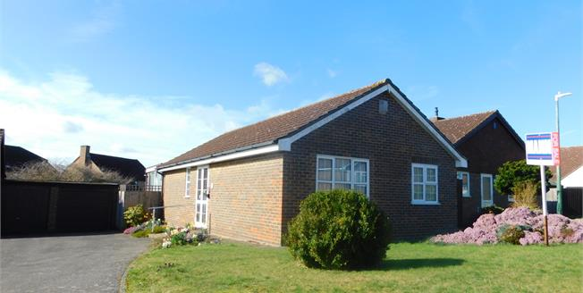 Asking Price £360,000, 2 Bedroom Detached Bungalow For Sale in Weavering, ME14