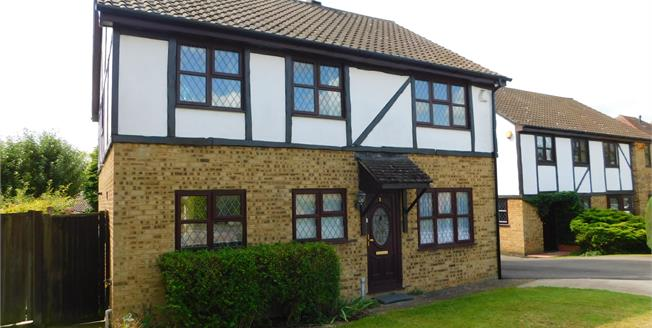 Asking Price £475,000, 4 Bedroom Detached House For Sale in Weavering, ME14