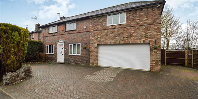 Asking Price £400,000, 4 Bedroom Semi Detached House For Sale in Willesborough, TN24