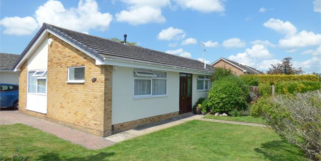 Asking Price £355,000, 3 Bedroom Detached Bungalow For Sale in Poole, BH17