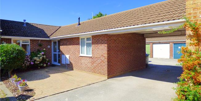 Asking Price £259,950, 2 Bedroom Link Detached House Bungalow For Sale in Poole, BH17