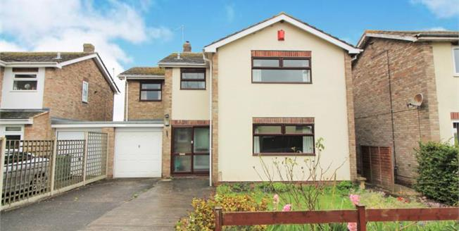 £435,000, 4 Bedroom Link Detached House For Sale in Easter Compton, BS35
