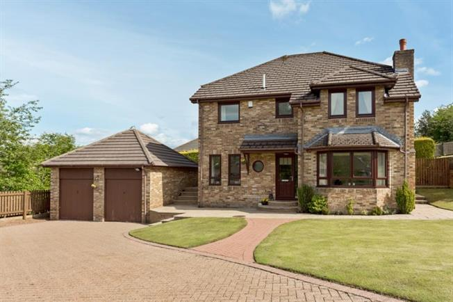 4 Bedroom Detached House For Sale in Glasgow for Offers ...