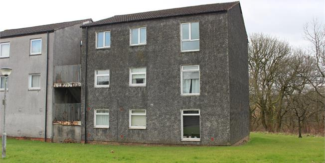 Offers Over £55,000, 3 Bedroom Flat For Sale in Cumbernauld, G67