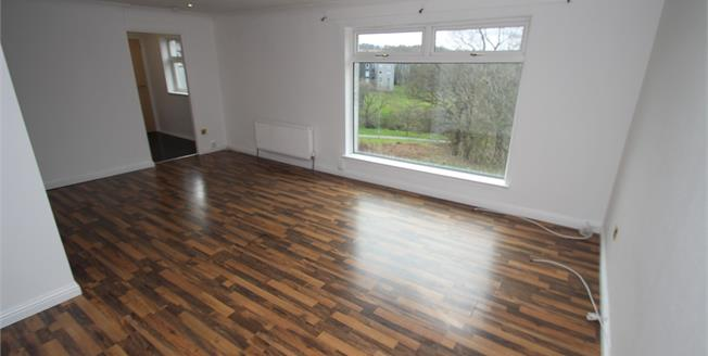 Fixed Price £52,000, 3 Bedroom Flat For Sale in Cumbernauld, G67