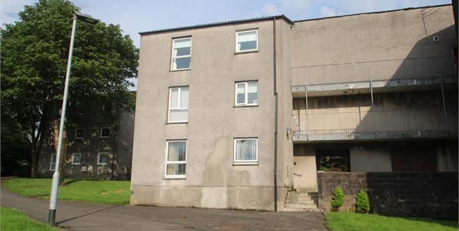Offers Over £45,000, 2 Bedroom Flat For Sale in Cumbernauld, G67
