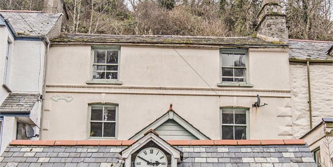 Asking Price £175,000, 2 Bedroom Terraced House For Sale in Polperro, PL13
