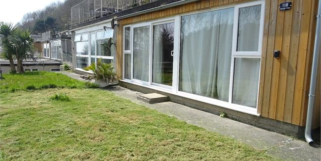 Asking Price £90,000, 2 Bedroom Detached Bungalow For Sale in Millendreath, PL13