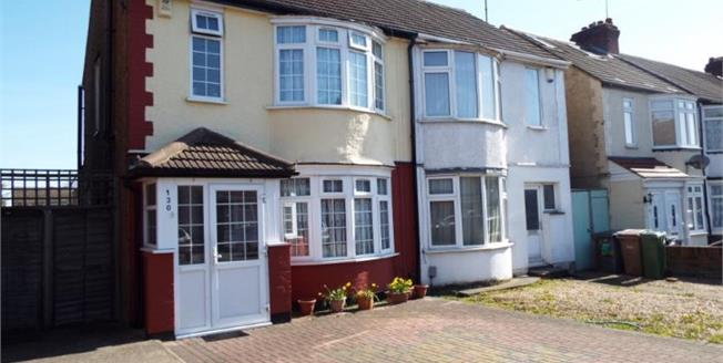 Offers in the region of £290,000, 3 Bedroom End of Terrace House For Sale in Luton, LU4