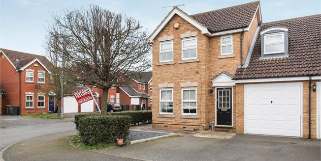 Offers in excess of £300,000, 4 Bedroom Semi Detached House For Sale in Luton, LU4