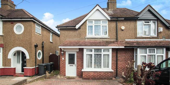 Offers in excess of £235,000, 2 Bedroom Semi Detached House For Sale in Luton, LU3