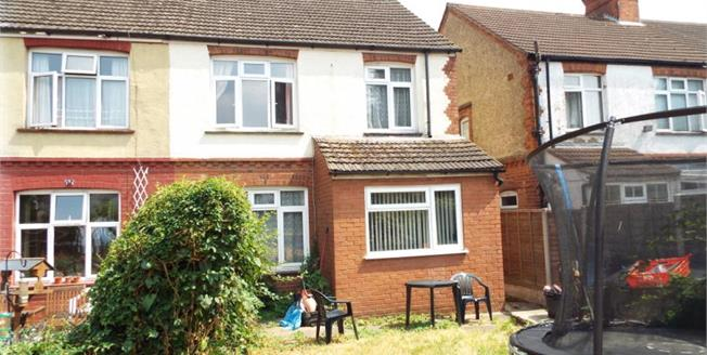 Offers Over £260,000, 3 Bedroom Semi Detached House For Sale in Luton, LU2
