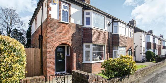 Guide Price £270,000, 3 Bedroom Semi Detached House For Sale in Luton, LU2