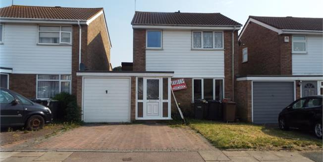 Offers Over £290,000, 3 Bedroom Semi Detached House For Sale in Luton, LU2
