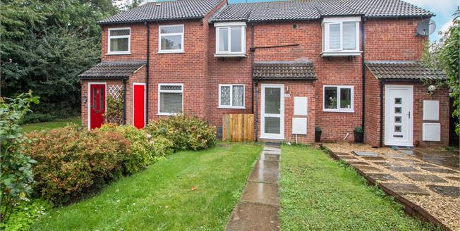Asking Price £225,000, 2 Bedroom Terraced House For Sale in Stoke Gifford, BS34