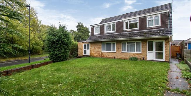 Asking Price £265,000, 3 Bedroom Semi Detached House For Sale in Little Stoke, BS34
