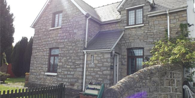 Asking Price £577,000, 4 Bedroom Detached House For Sale in Penarth, CF64
