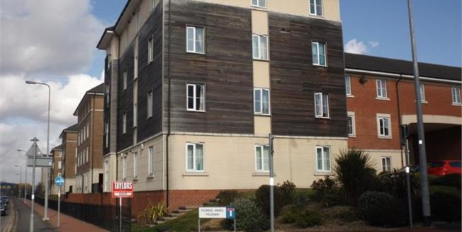 Asking Price £137,500, 1 Bedroom Flat For Sale in Cardiff, CF11