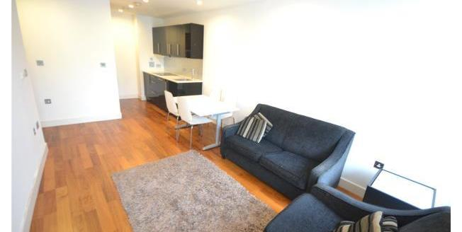 Asking Price £270,000, 2 Bedroom Flat For Sale in Cardiff, CF10