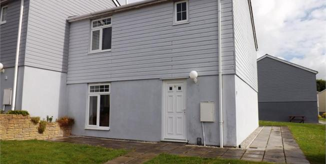 £74,000, 4 Bedroom Semi Detached House For Sale in St. Columb, TR9