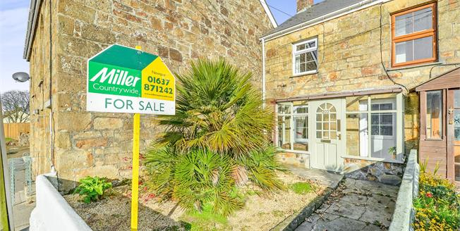 Asking Price £199,950, 2 Bedroom End of Terrace Cottage For Sale in Newquay, TR7