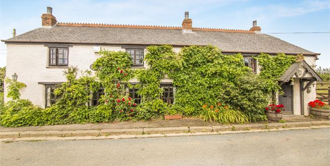Fixed Price £500,000, 4 Bedroom Detached Cottage For Sale in St. Mawgan, TR8