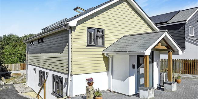 Asking Price £285,000, 3 Bedroom Detached House For Sale in Fraddon, TR9