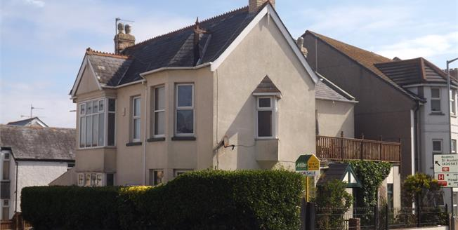 Offers in excess of £325,000, 4 Bedroom Detached House For Sale in Newquay, TR7