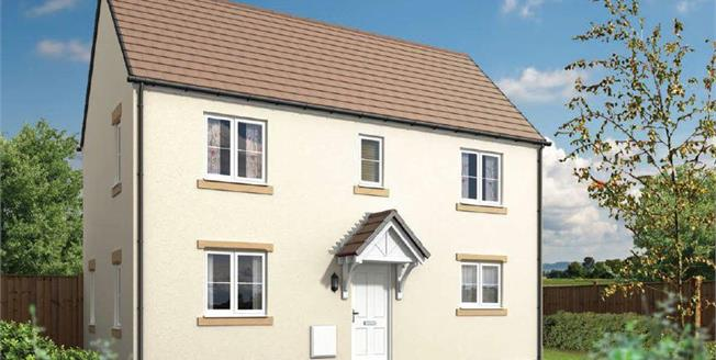 £245,950, 3 Bedroom Detached House For Sale in Cornwall, TR4