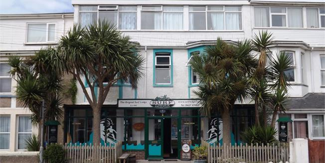 Offers in excess of £300,000, 14 Bedroom Terraced House For Sale in Newquay, TR7