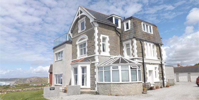 Asking Price £135,000, 1 Bedroom Flat For Sale in Newquay, TR7